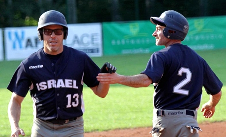 Marunov 1-hitter earns Israel 5th place